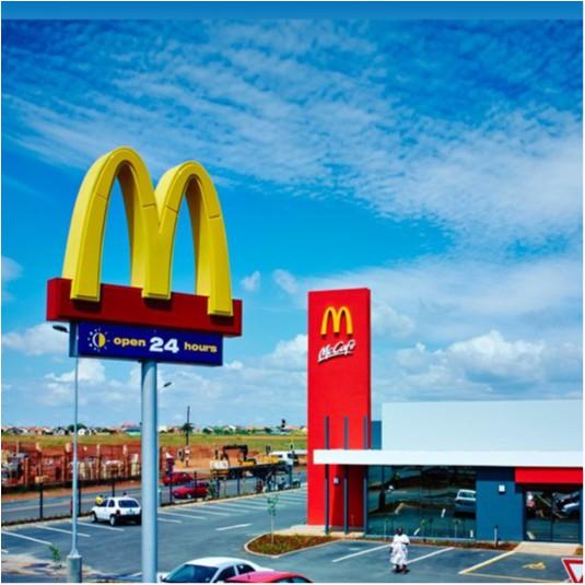 McDonald's Woodlands