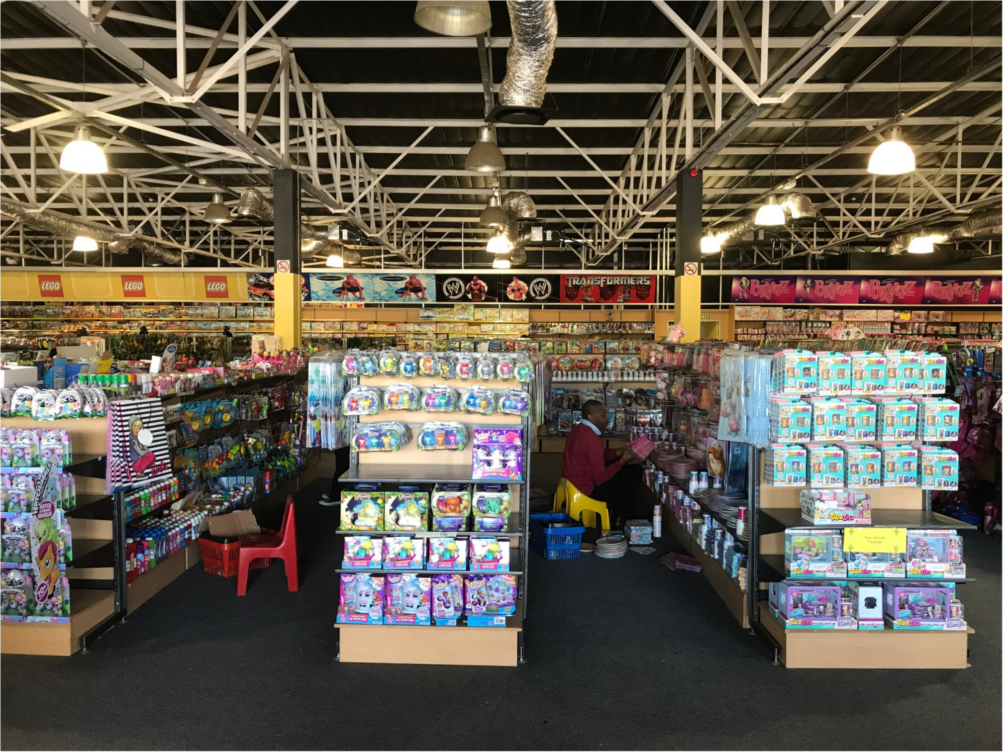 Toy Zone Woodlands Boulevard